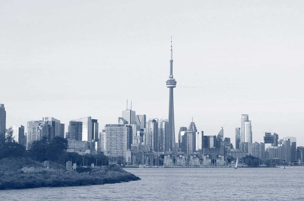 Toronto - background